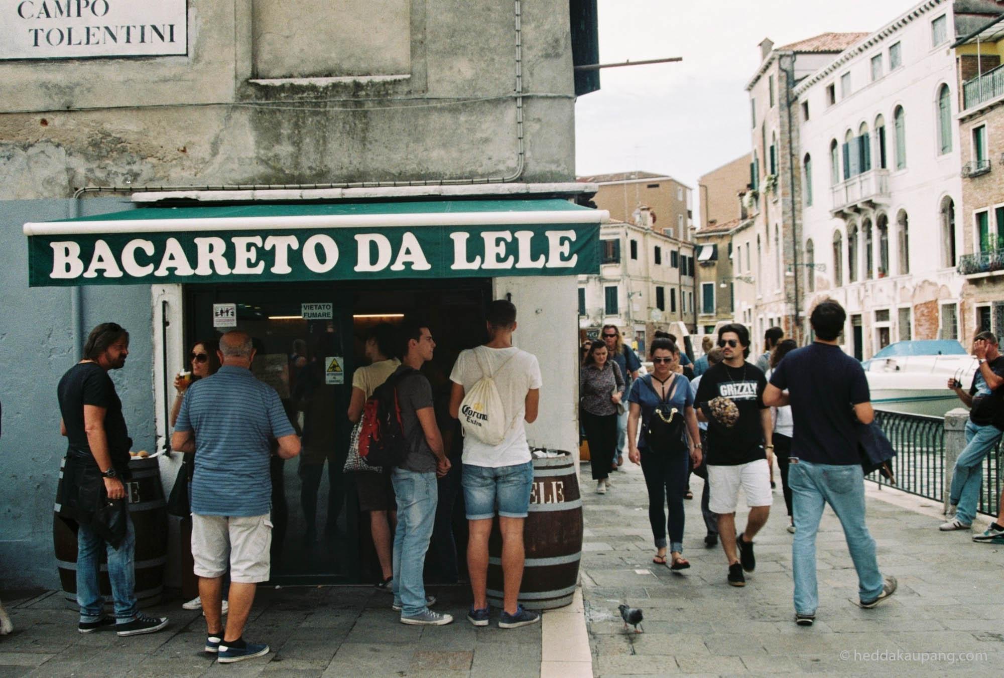 Bacareto Da Lele i Venezia