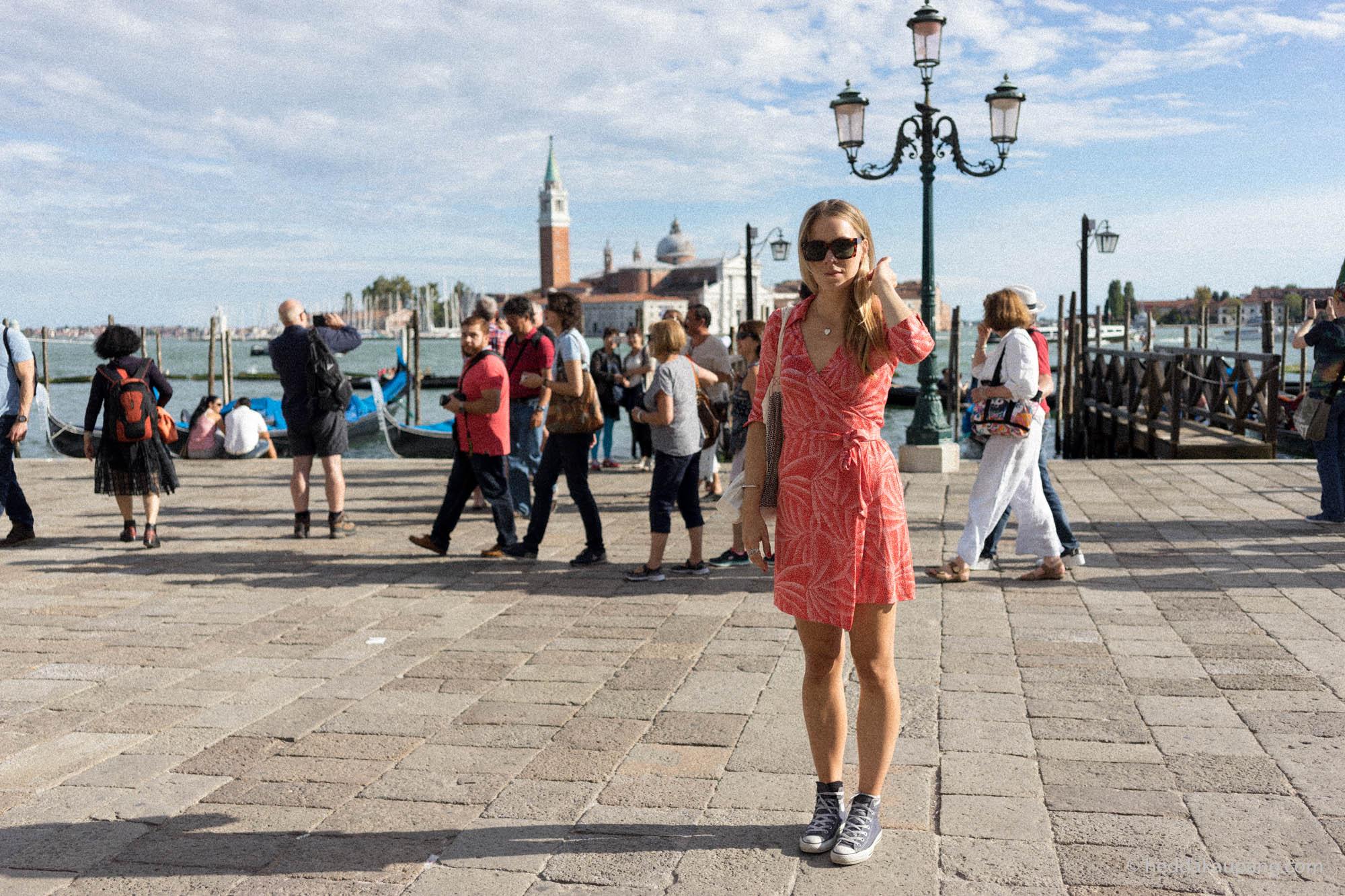San Marco Campanile i Venezia