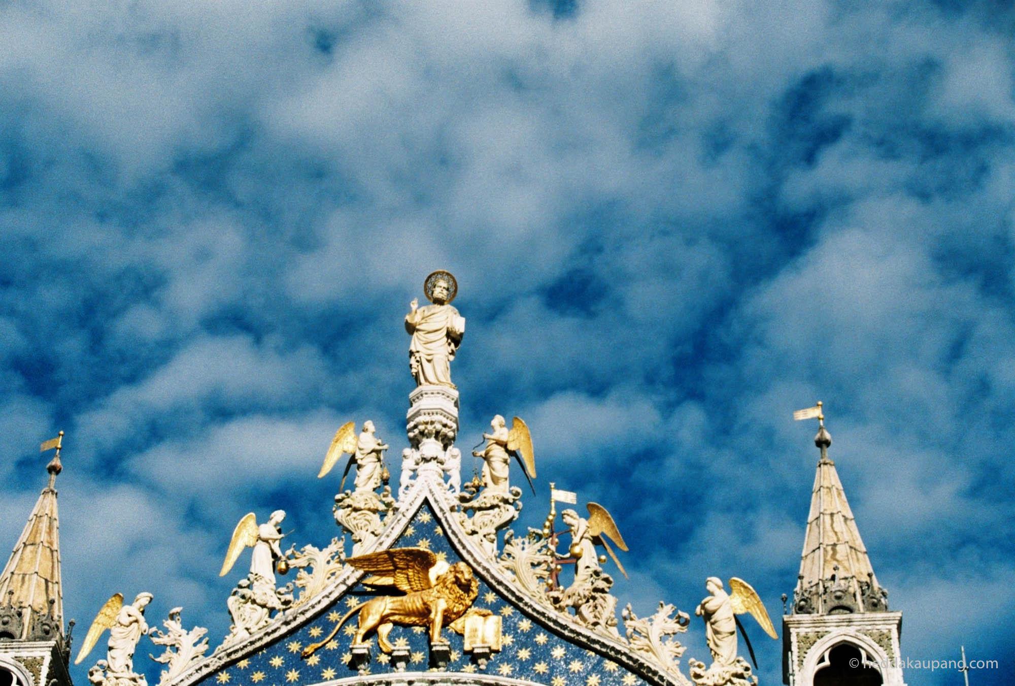 Saint Mark's Basilica i Venezia