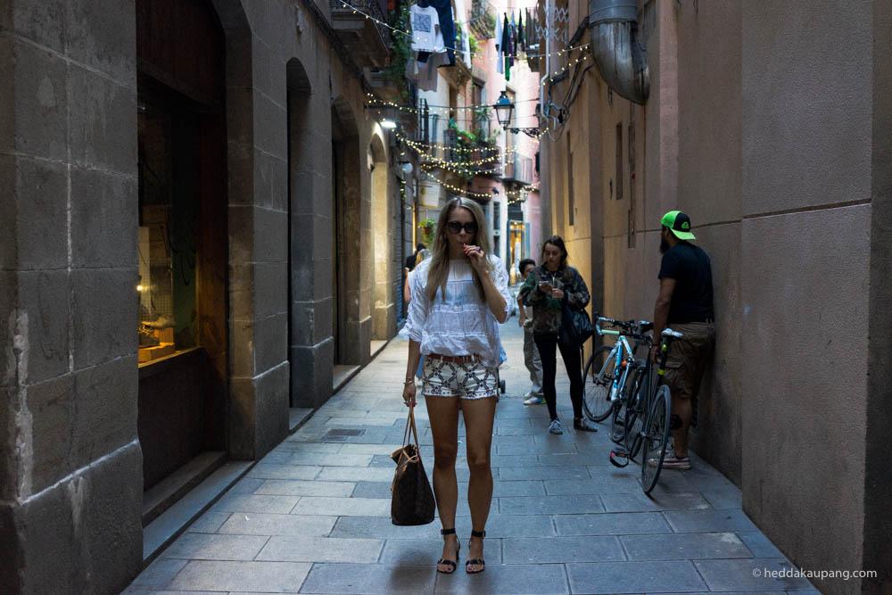El Born i Barcelona