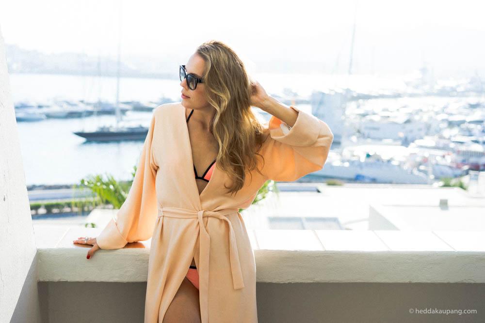 Deilig og solrikt på Ibiza