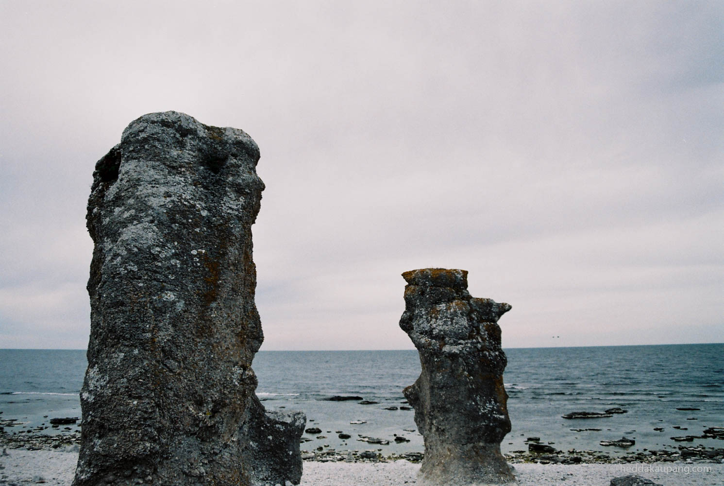 Langhammars on Fårö