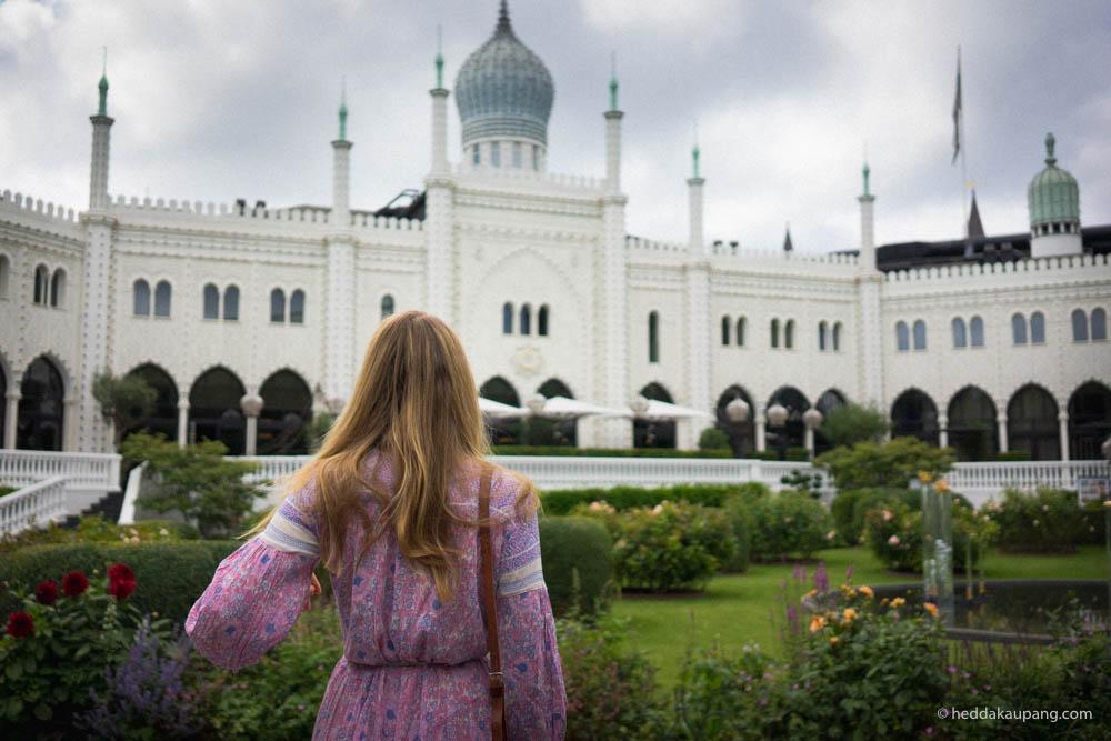 Tivoli in Copenhagen