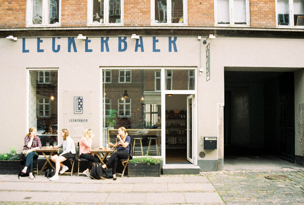 Leckerbaer in Copenhagen
