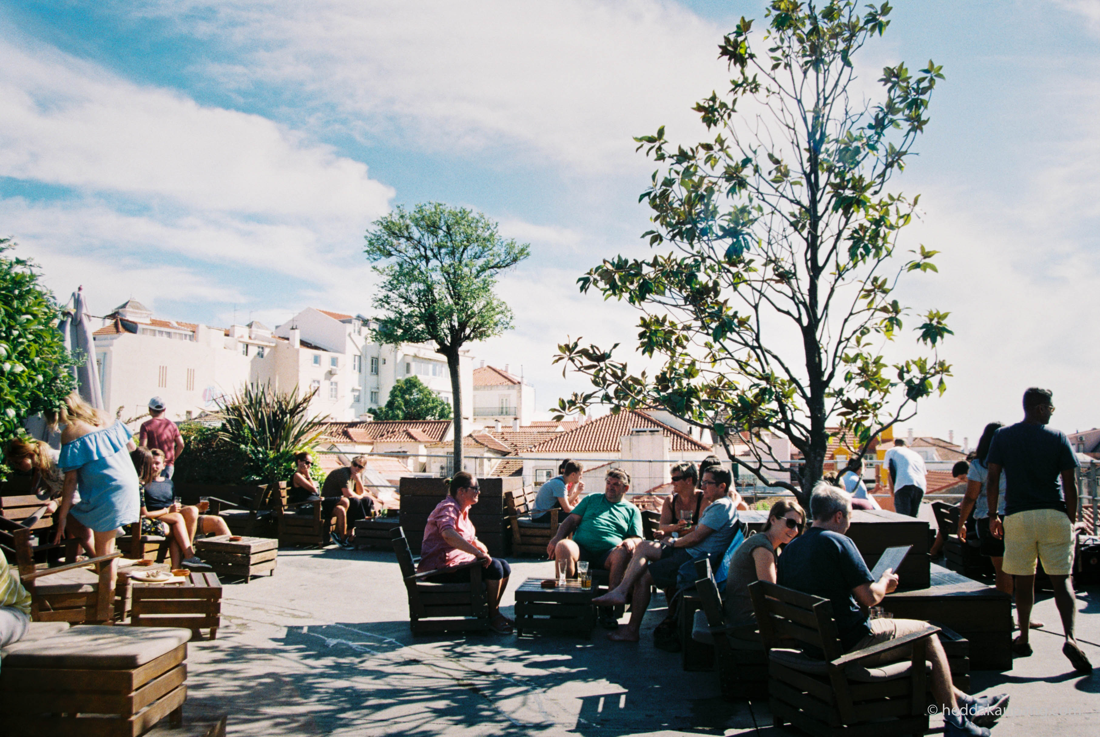 Park Rooftop Bar