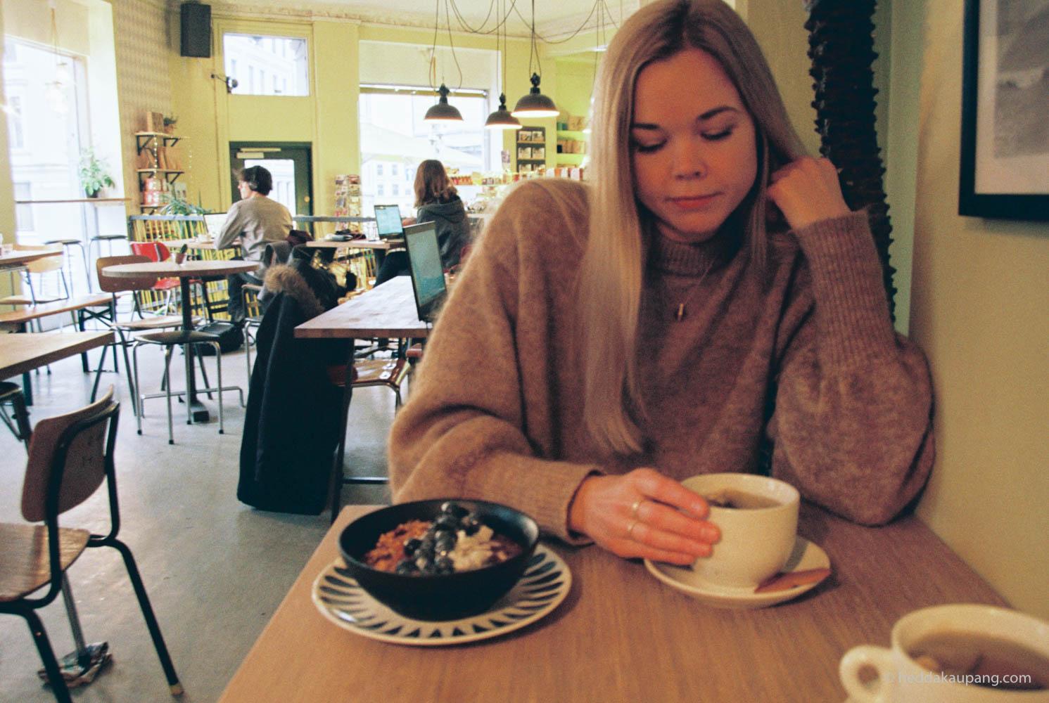 Liebling i Oslo