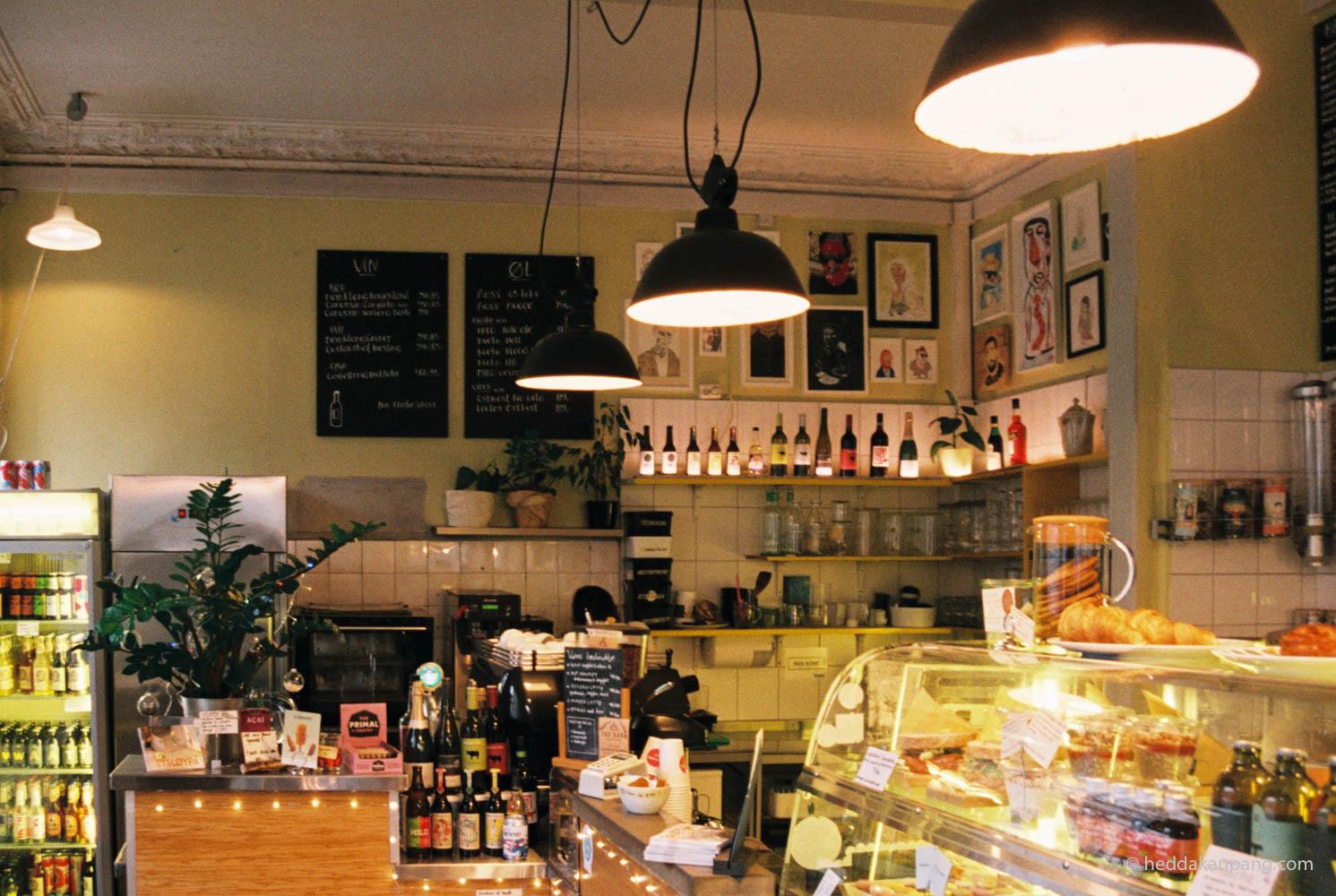 Liebling kafe i Oslo