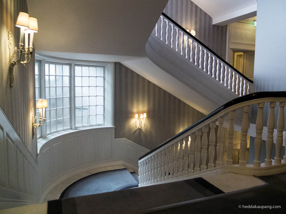luksuriøse Hotel d'Angleterre i København