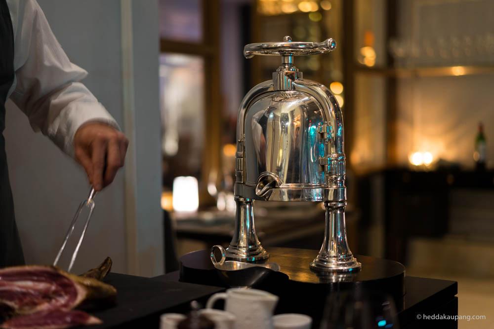 Andepresse på Marchal – restauranten til Hotel d'Angleterre i København